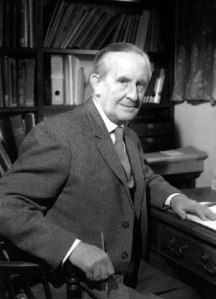 JRRTolkien-Writing