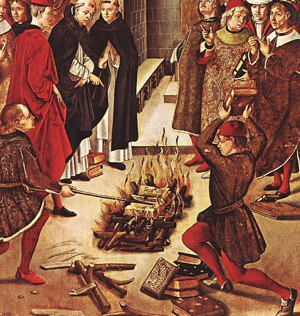 History And Legends Of Game Of Thrones The High Sparrow And The Bonfire Of The Vanities