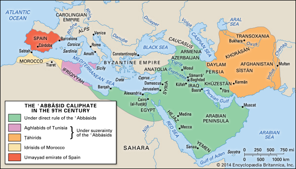 the important role of religion in the byzantine and muslim empires in the middle ages Islamic gunpowder empires islam contributed to the systems of legitimacy of the ottomans, safvids, and mughals simply, that was because most of the residents of the areas these.
