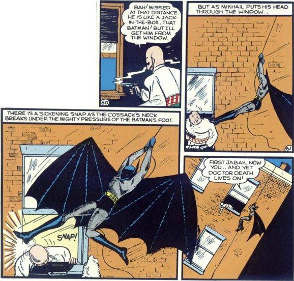 Your Favorite Street-Tier Character Runs A Batman Gauntlet -1879