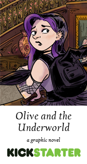 Image result for olive and the underworld