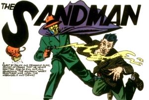 adventure 051-golden age sandman
