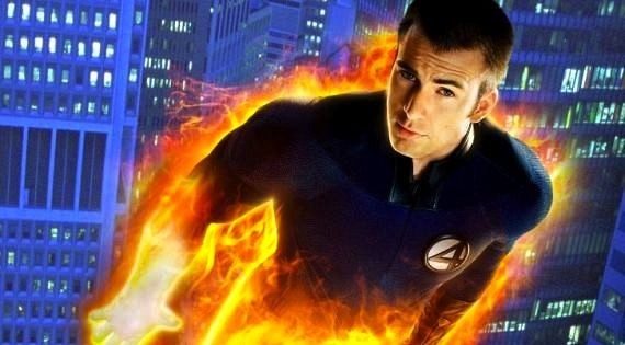 Fantastic 4: Rise of the Silver Surfer review | Lyles ... |Fantastic Four 2015 Human Torch