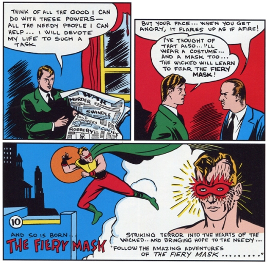 Image result for cambrian comics golden age superheroes