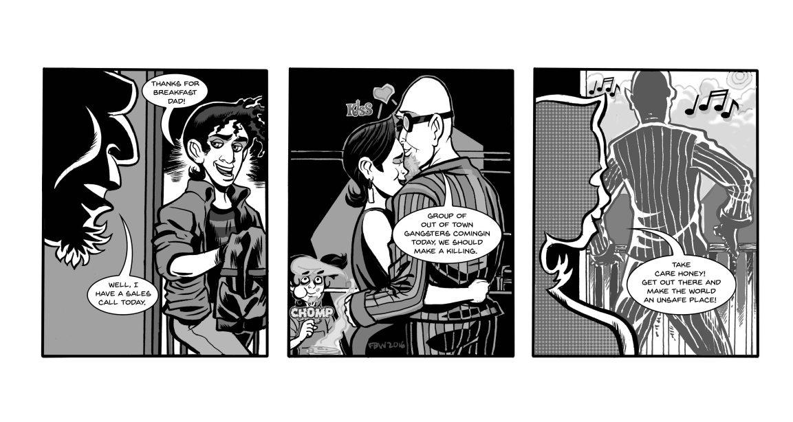 Strip 103 lettered