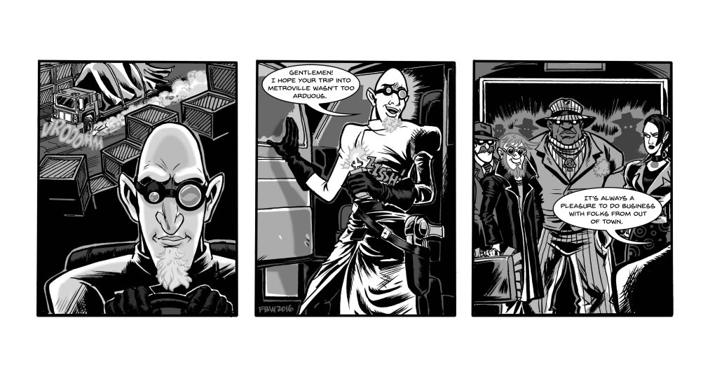 Strip 106 lettered