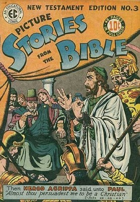 Image result for educational comics picture stories from the bible