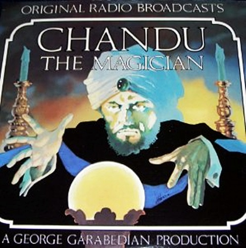 Image result for chandu the magician radio shows