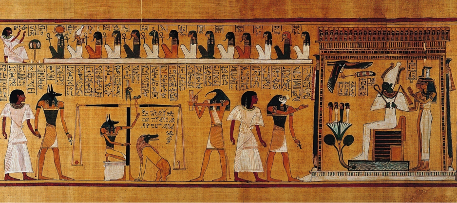 Image result for egyptian wall paintings