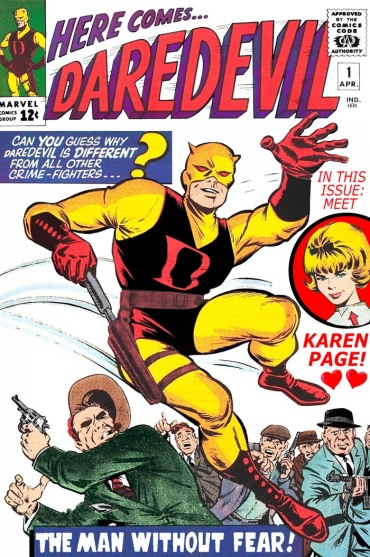Image result for bill everett daredevil