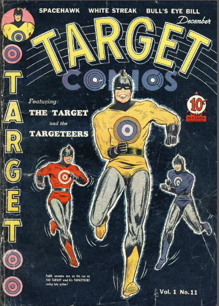 Image result for target and the targeteers