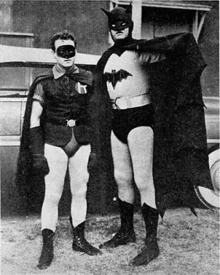 Image result for batman serials 1940s