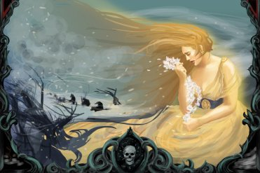 Image result for greek mythology demeter winter