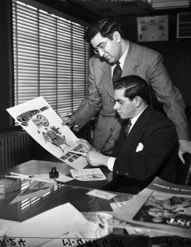 Image result for siegel and shuster