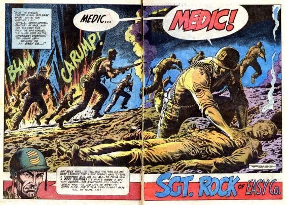 Image result for sgt. kelly comic