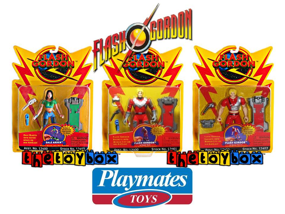 Image result for flash gordon toys
