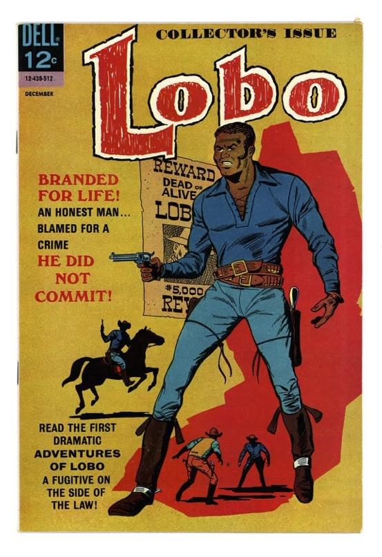 Image result for dell comics lobo