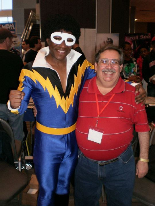 Image result for tony isabella comics