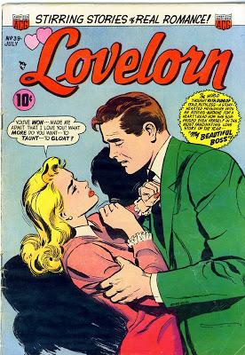 Image result for 1950's romance comics