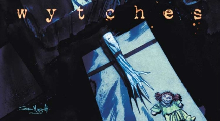 Image result for scott snyder wytches