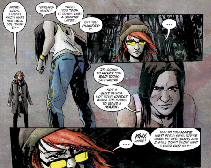 Image result for wytches the rook family